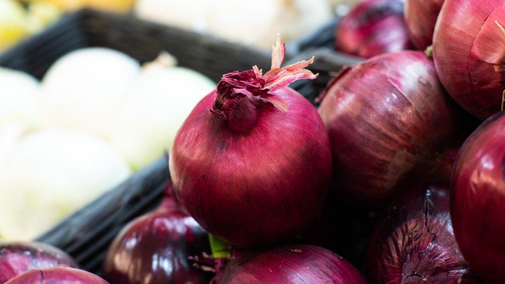 Hinckley onions